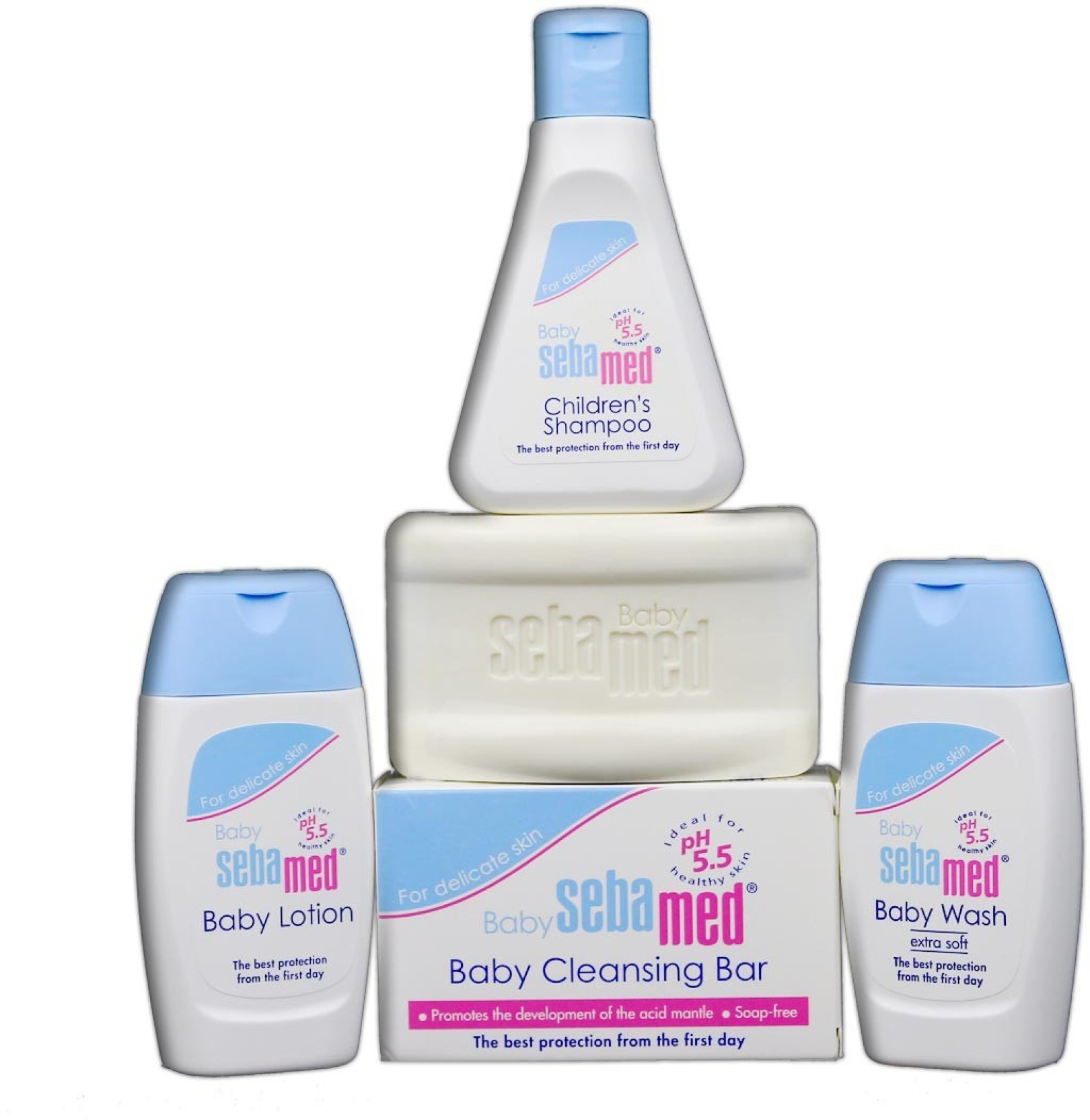Sebamed Baby Combo Pack Of 4 Buy Care In 2 Get 20 Chicco Nail Scissors Pink Massage Oil Share