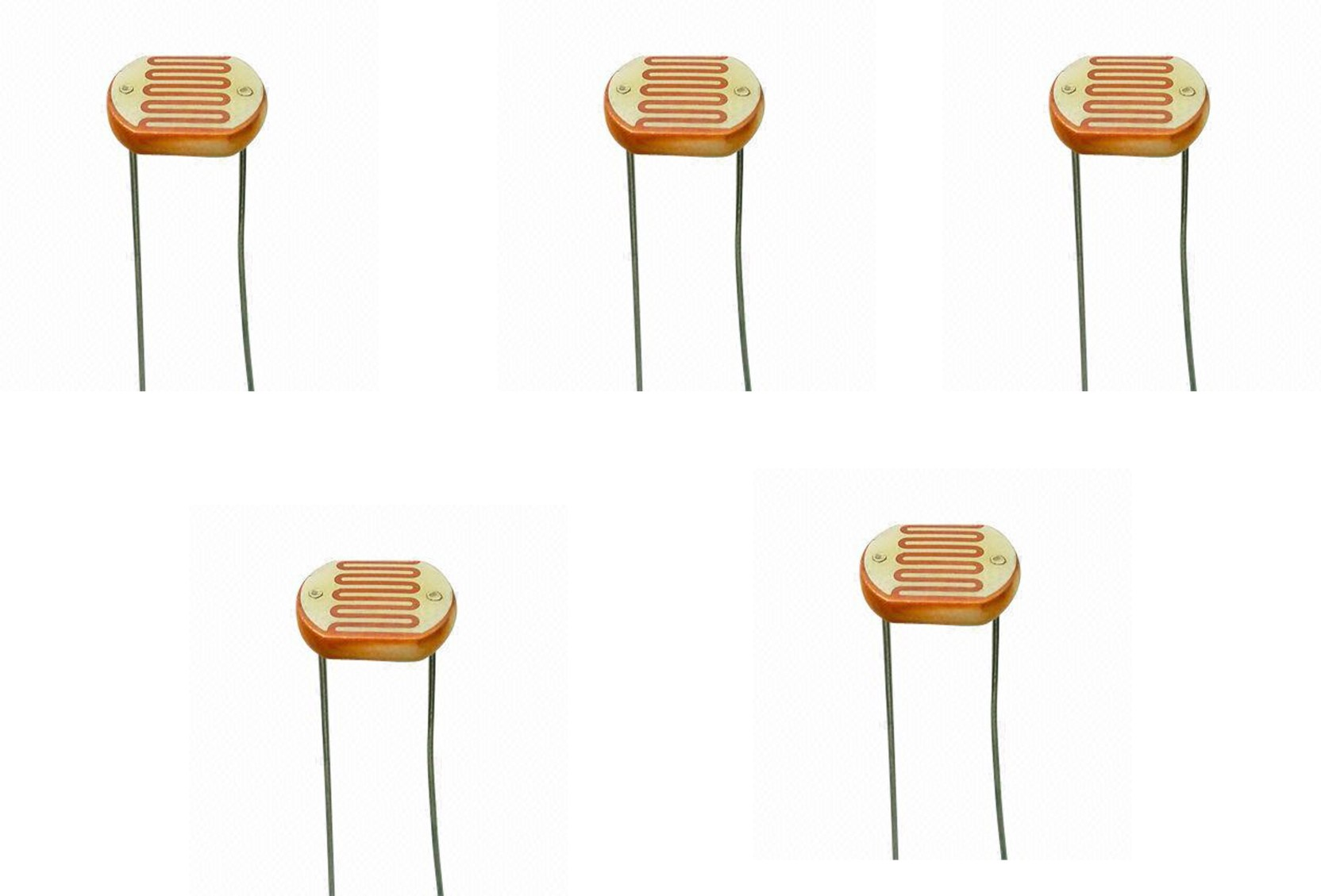 Prayogworld Ldr Light Dependent Resistor For Diy Arduino Price In Resistors Share