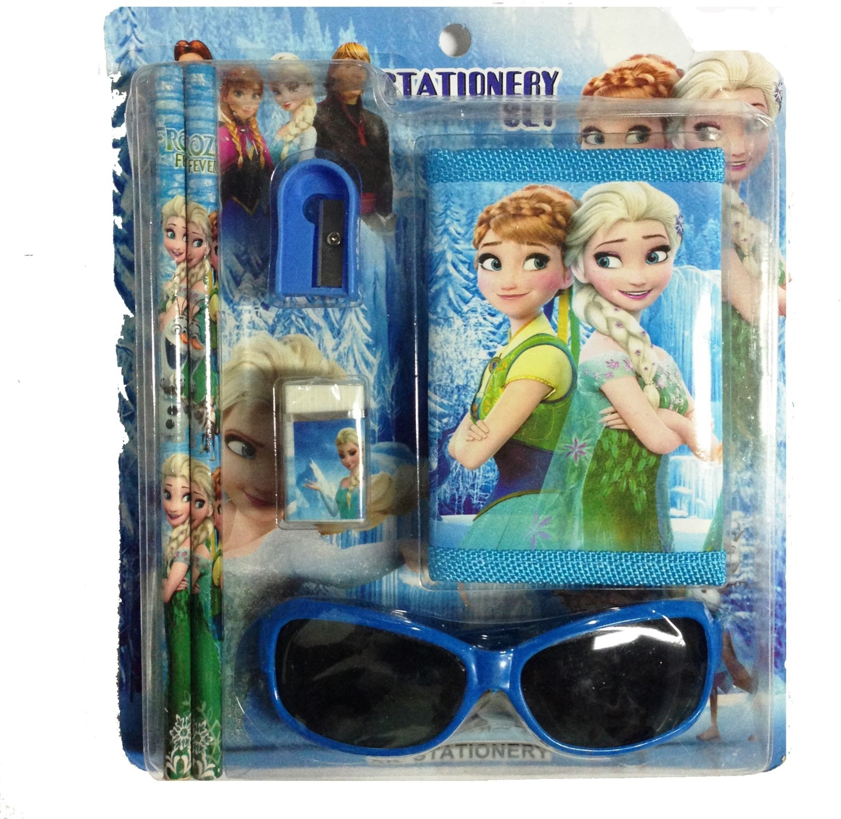 f42919f50fd Funcart Frozen Goggle   Wallet Stationery Set - Frozen Goggle ...