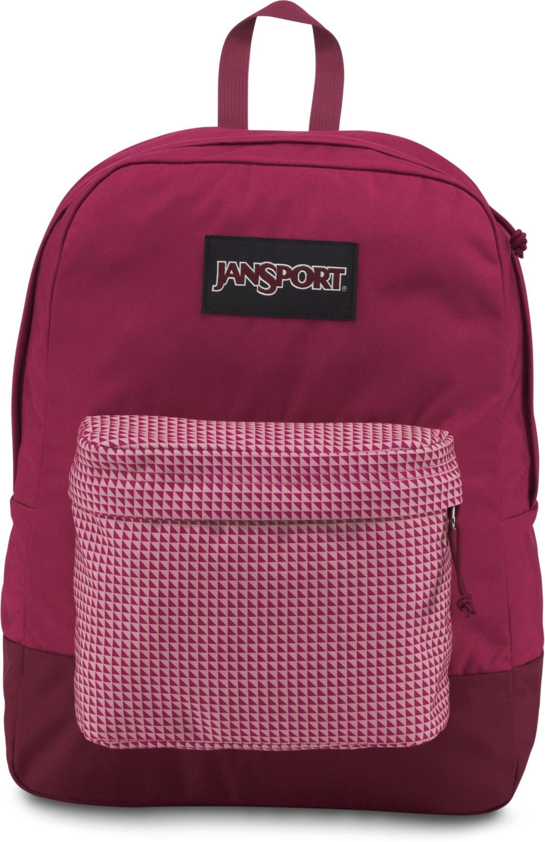 Jansport Black Label Neon Superbreak Backpack- Fenix Toulouse Handball dcba96002bf61