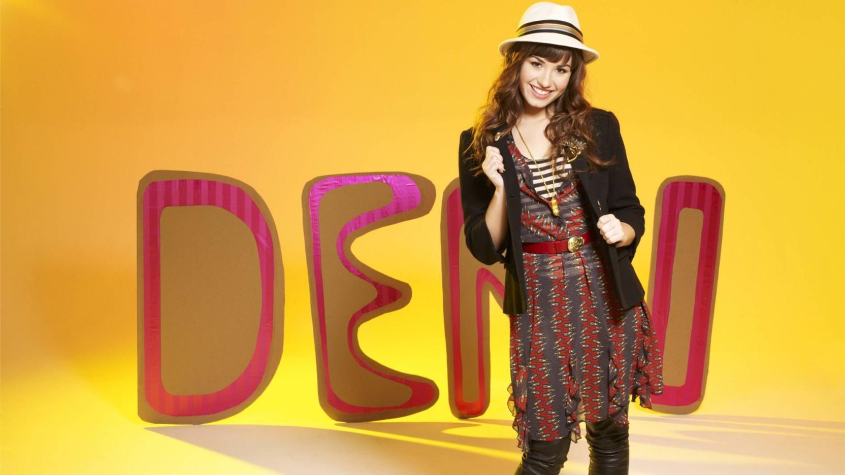 Beautiful Demi Lovato Wall Art Composition - Wall Art Ideas ...