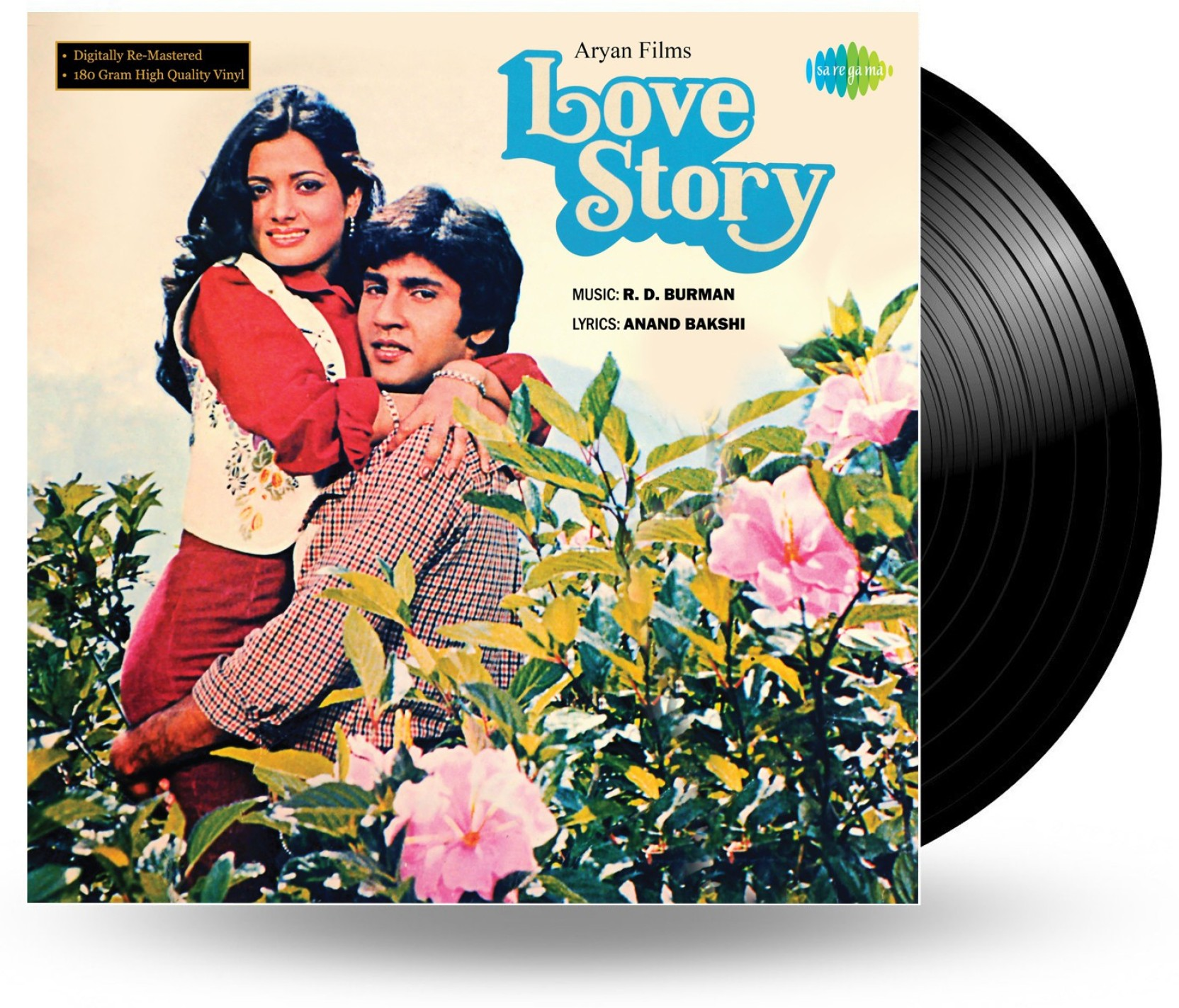 RECORD - LOVE STORY Vinyl Standard Edition Price in India - Buy