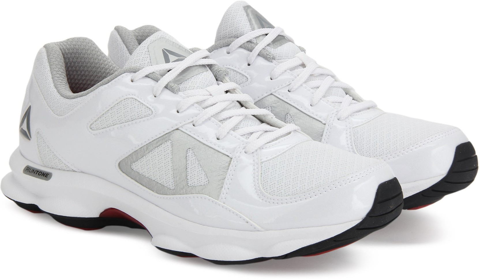122d64d2a787 Reebok runtone doheny training shoes for men buy white red jpg 1664x968 Reebok  runtone shoes