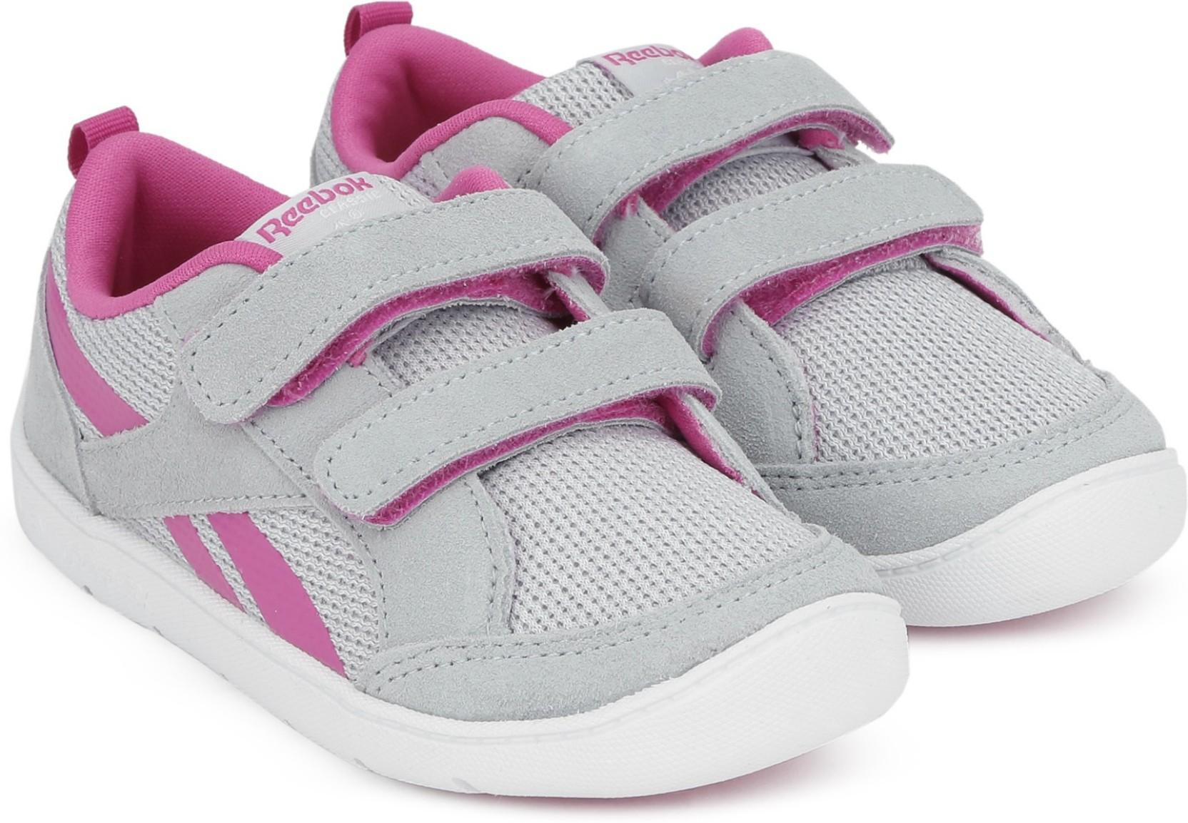 94bf643f417 REEBOK Boys   Girls Velcro Sneakers Price in India - Buy REEBOK Boys ...