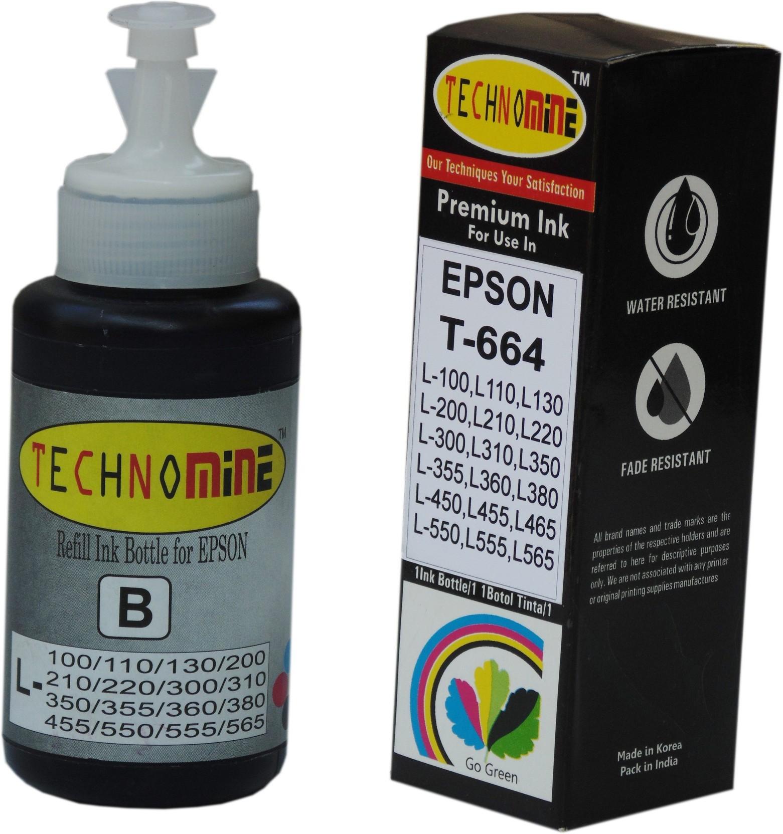 Technomine Epson L100l210l220l360l380l450l455l550l565 Inkjet Printer L 360 Add To Cart
