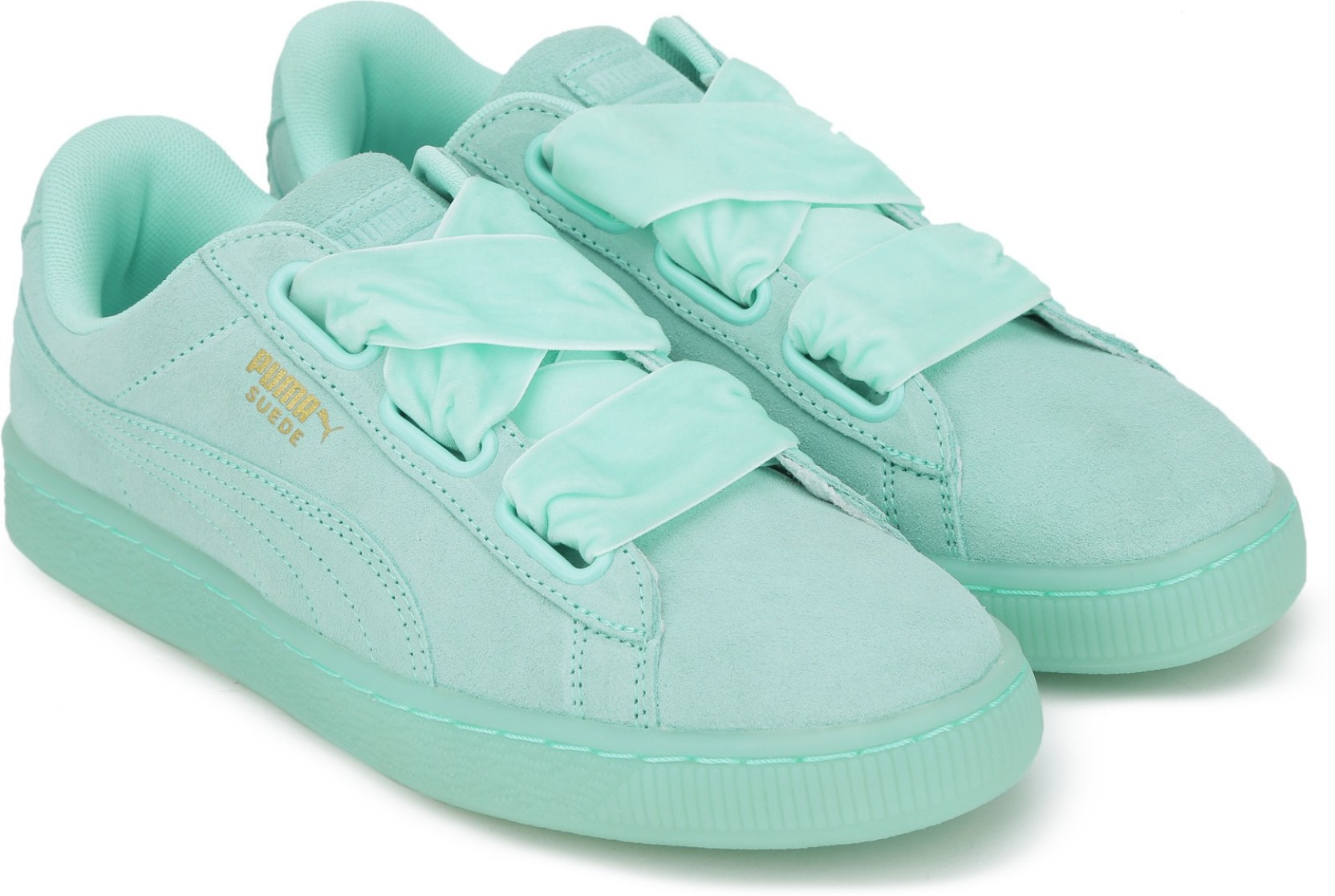 los angeles 1515a 90a49 Puma Suede Heart RESET Wn s sneaker For Women - Buy ARUBA ...