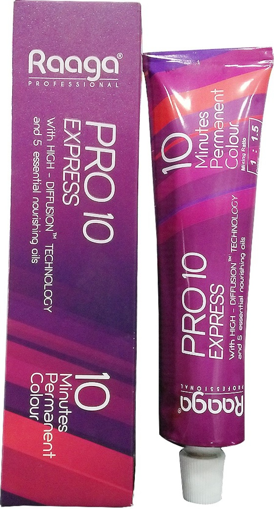 Raaga Pro 10 Express With High Diffusion Hair Color Price In India