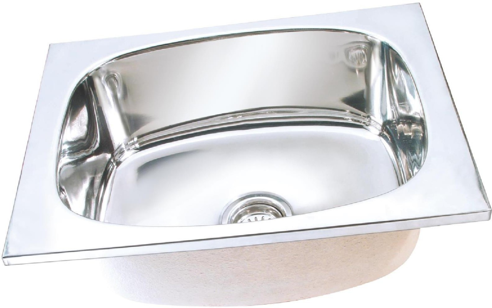 Tayal Kitchen Sink 24x18x9 Top Mount (Stainless Steel)  sc 1 st  Flipkart & Tayal Kitchen Sink 24x18x9 Top Mount Price in India - Buy Tayal ...