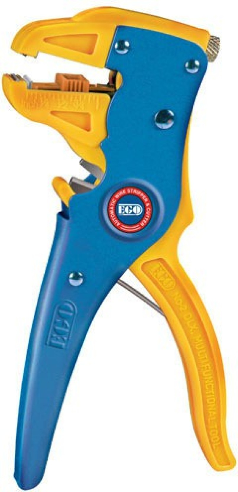 Ego No 2 Dlx Self Adjusting Stripper Wire Cutter Price In India Auto Crimper Plier Crimping Electricians Ratchet Action Add To Cart