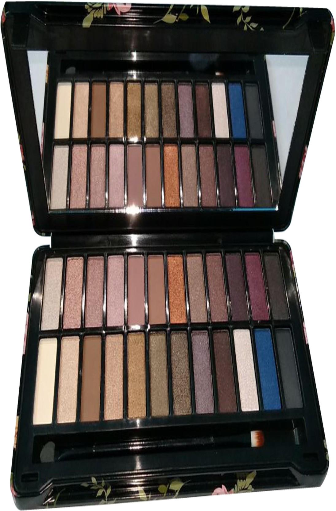 Sivanna Colors Makeup Studio Dark Smoky 24 G In India