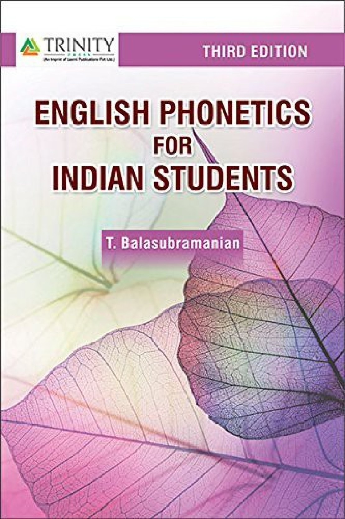 A Textbook of English Phonetics for Indian Students 3