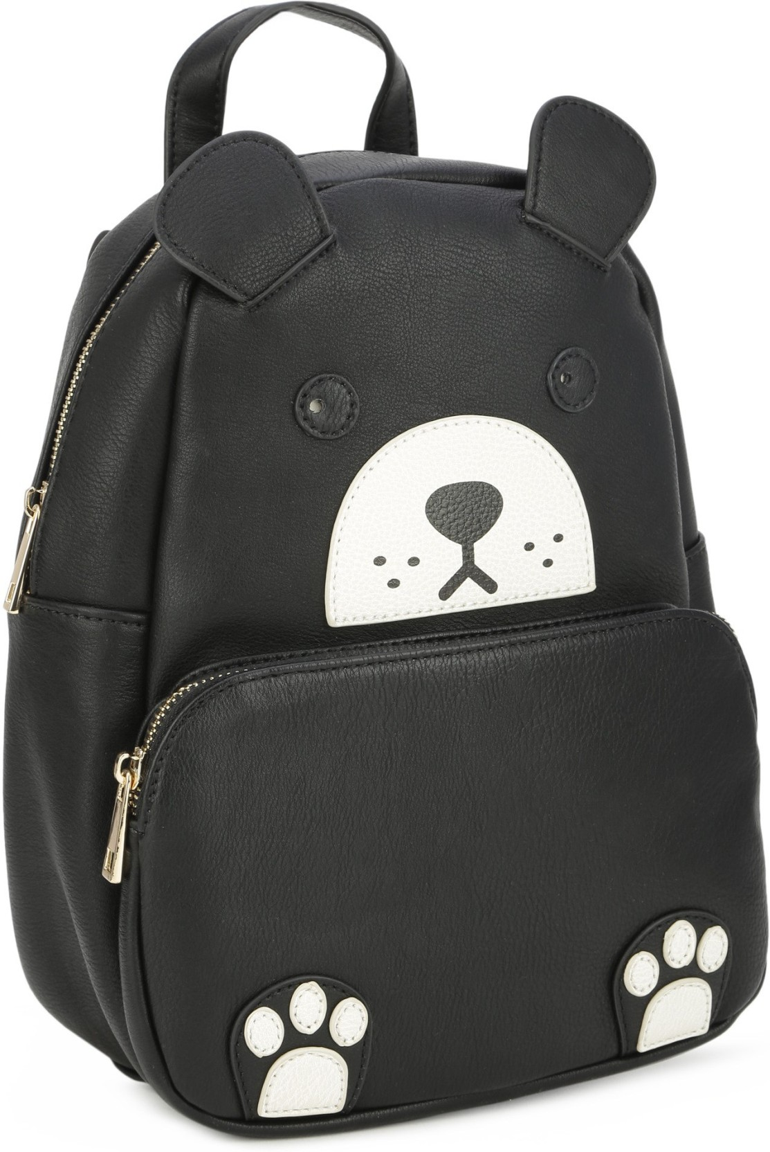 3dd8918b8679 Black Backpack Purse Forever 21- Fenix Toulouse Handball