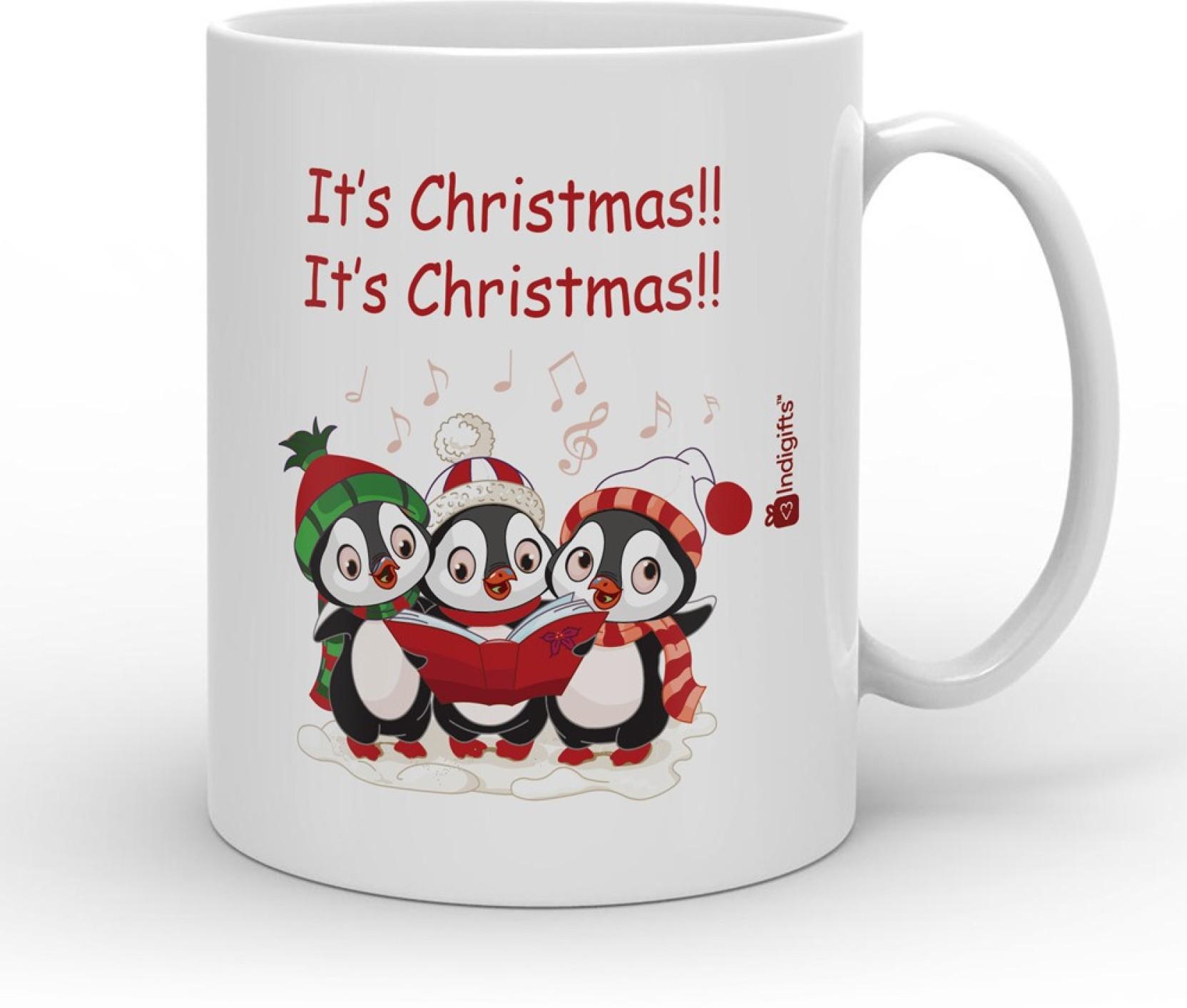 Indi ts Trio Cute Baby Penguins Singing Christmas Carol All