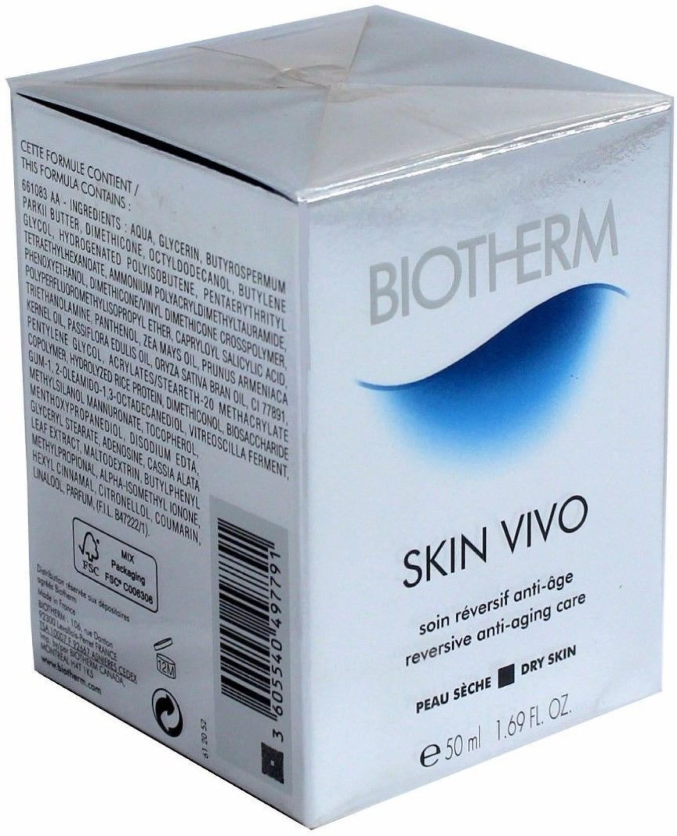 Biotherm Skin Vivo Reversive anti-aging Care for Dry Skin: Buy