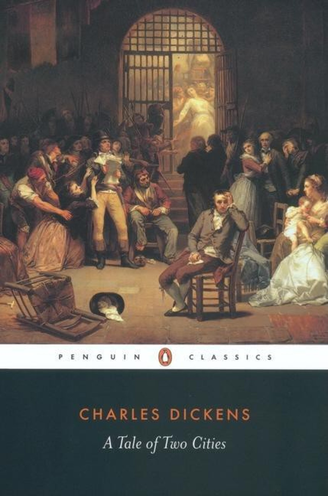 chapter titles charles dickens tale two cities and they re