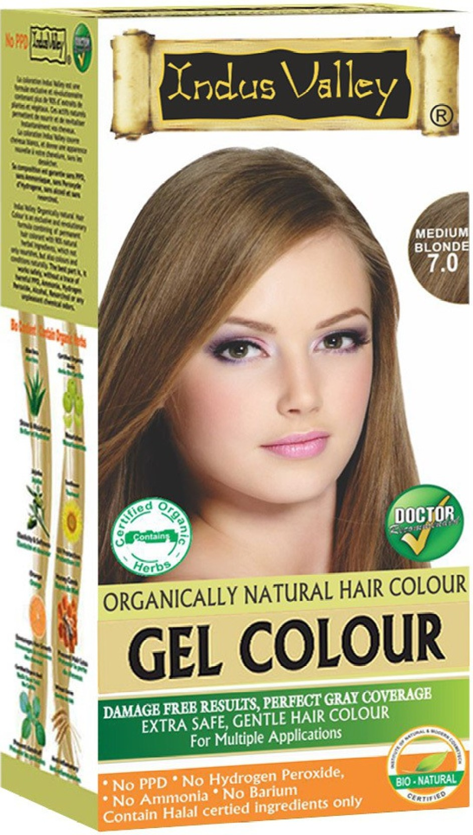 Indus Valley Organically Natural Hair Color Price In India Buy