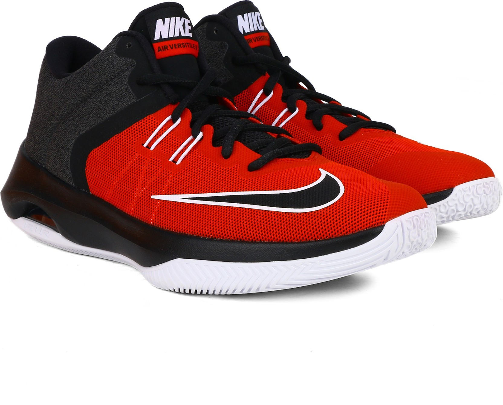 pick up 9fd21 49481 Nike AIR VERSITILE II Basketball Shoes For Men (Red)