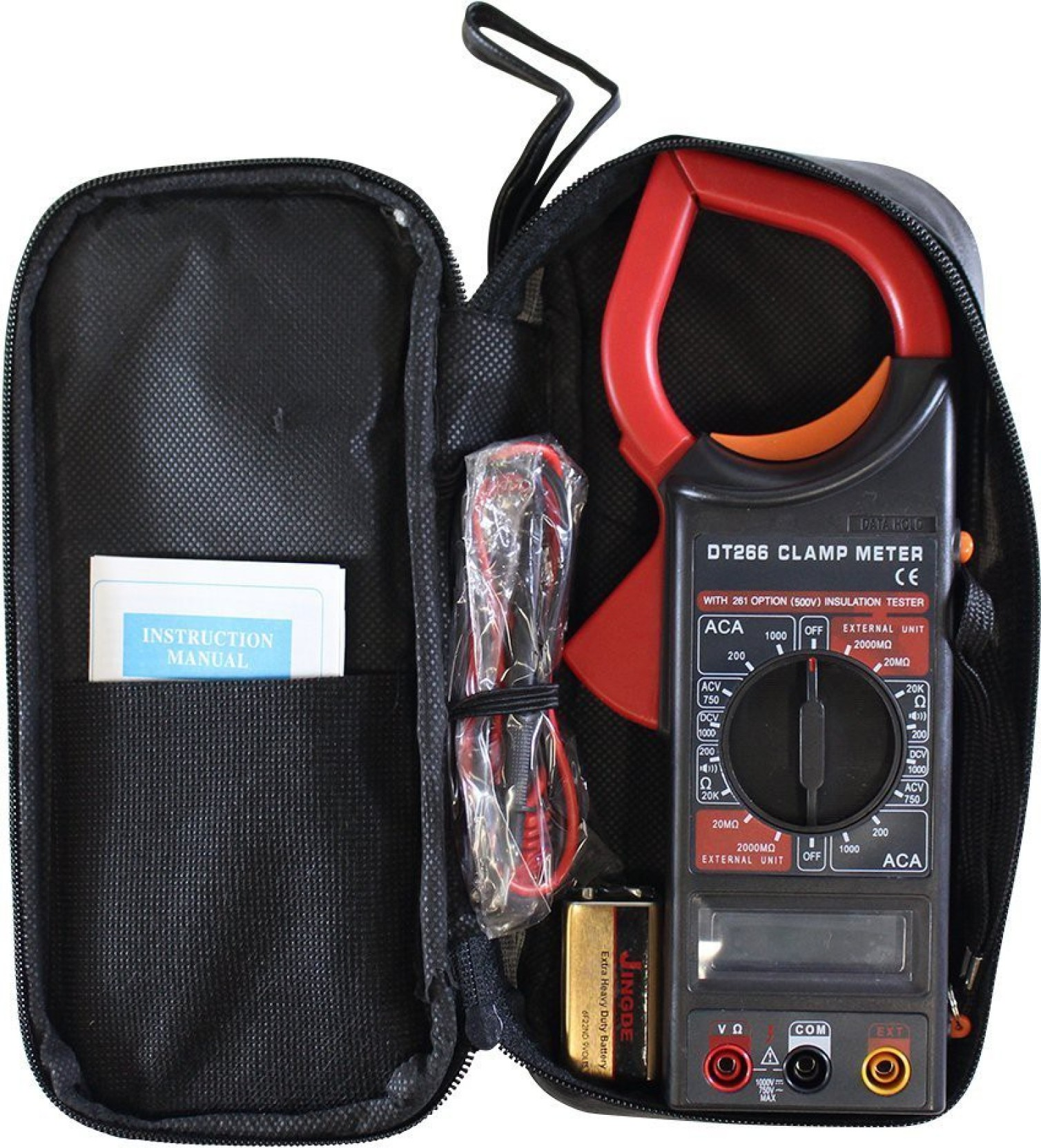 Balrama Dt266 Digital Multi Purpose Portable Clamp Meter Dt 266 Ac Com Buy Ac90 1000v Induction Type Circuit Detector Voltage Add To Cart Now