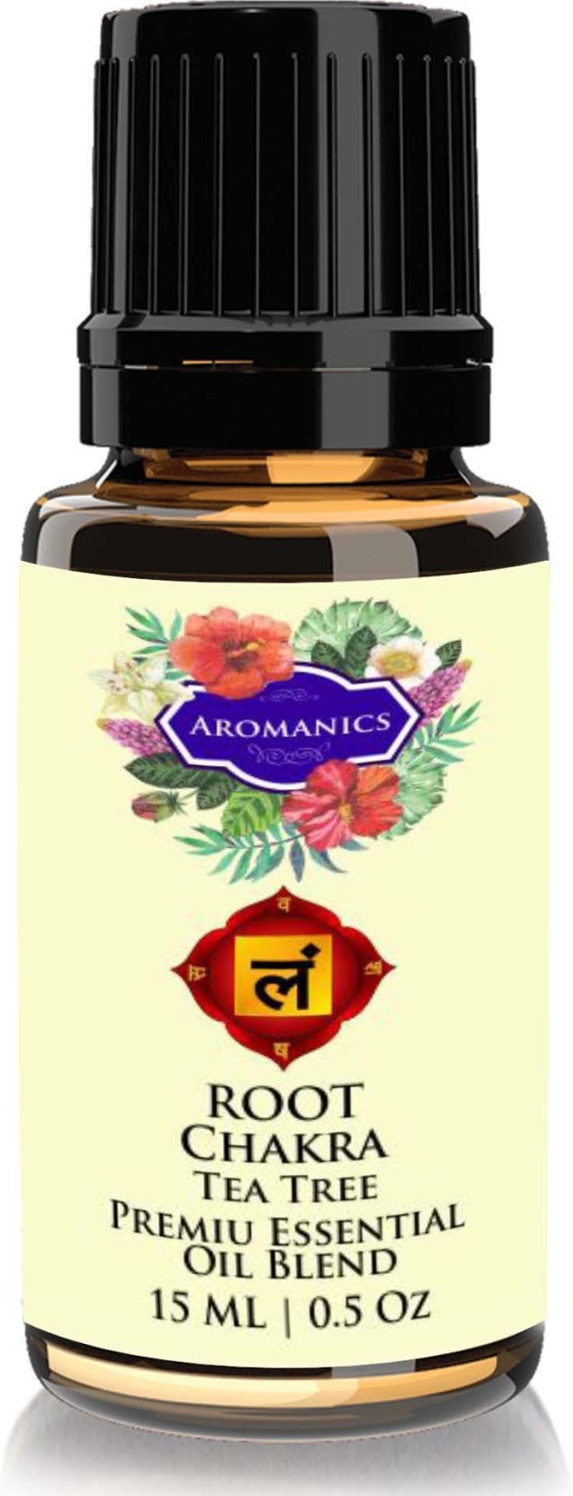 AROMANICS Root Chakra Essential Oil - 15 ML ( 100% PURE