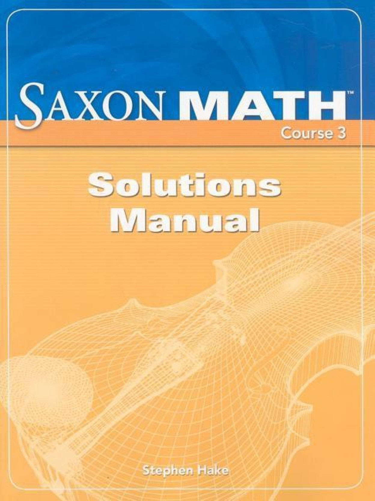 ... Solutions Manual. Share