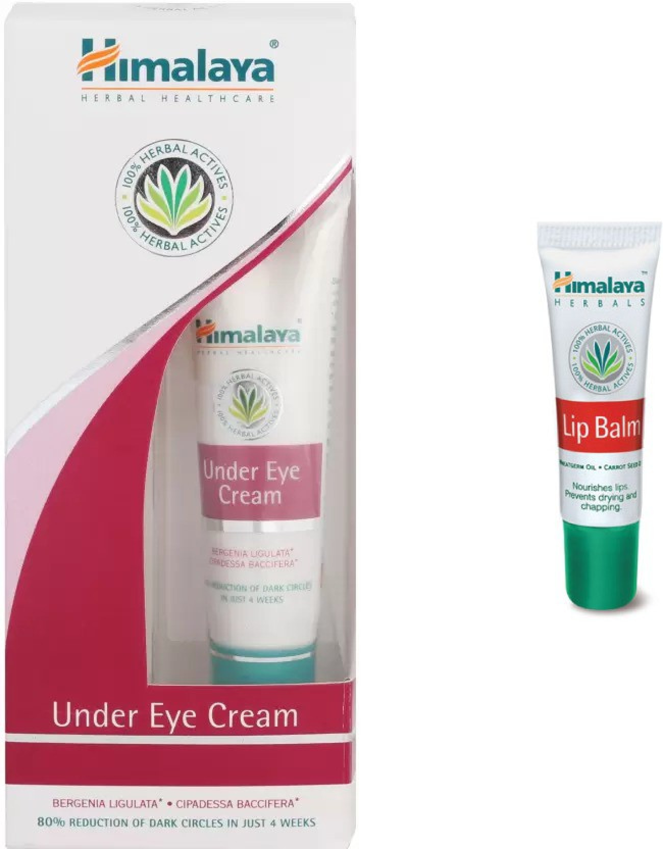 100/% Herbal With Free Shipping..... Himalaya Herbals Lip Balm 10g Pack Of 2