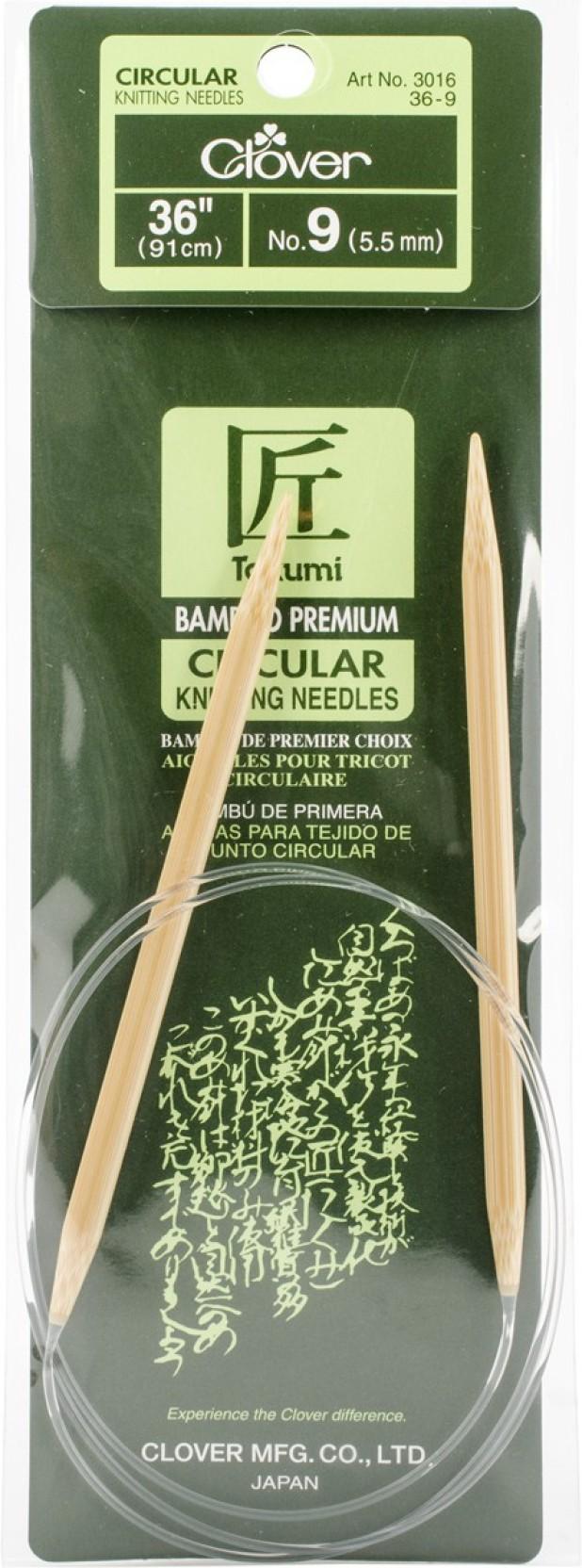 Clover Black Gold Quilting Needles-size 9 6//pkg