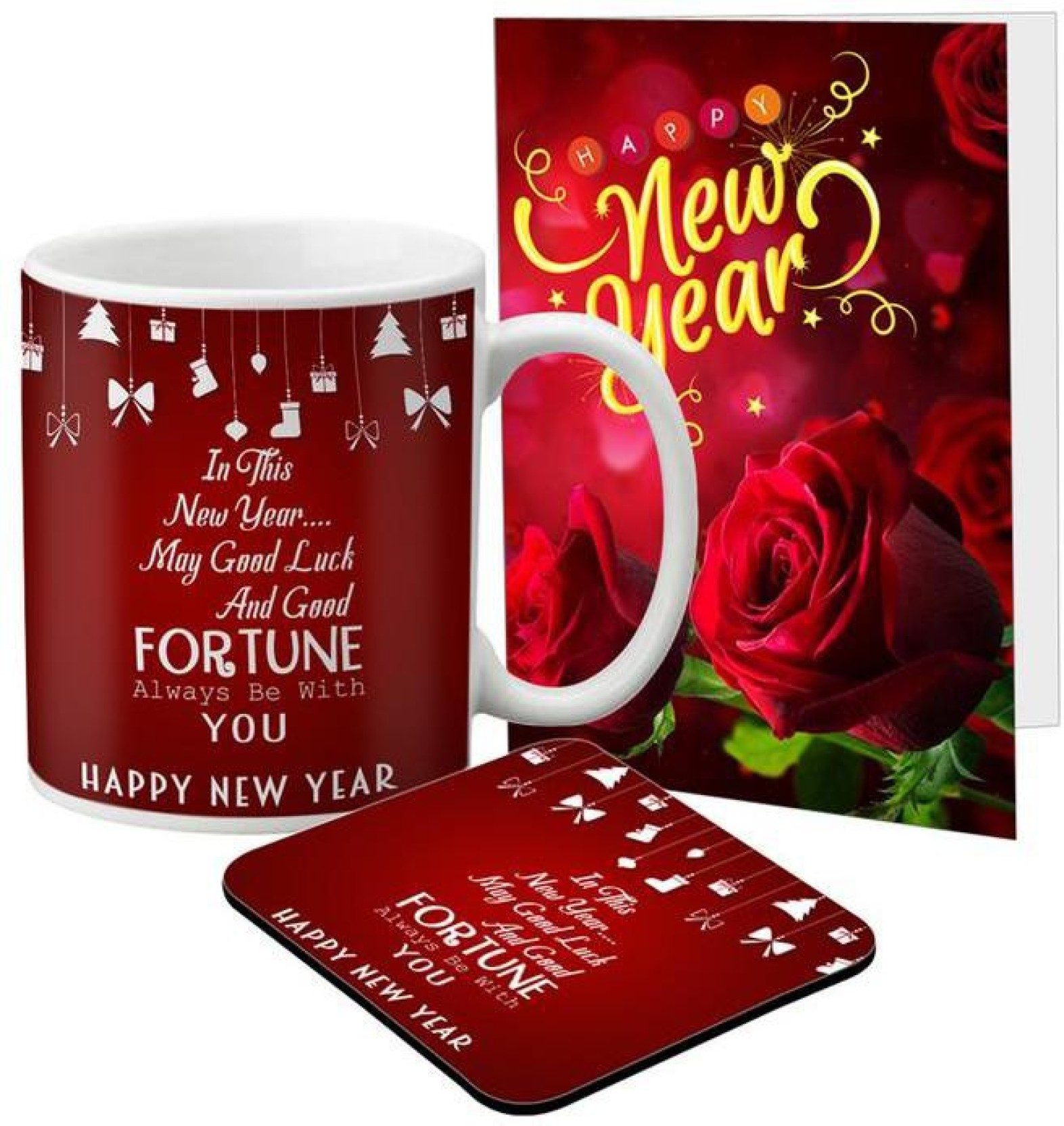 LOF Gift For New Year bo and Christmas bo Gifts Set Girlfriend