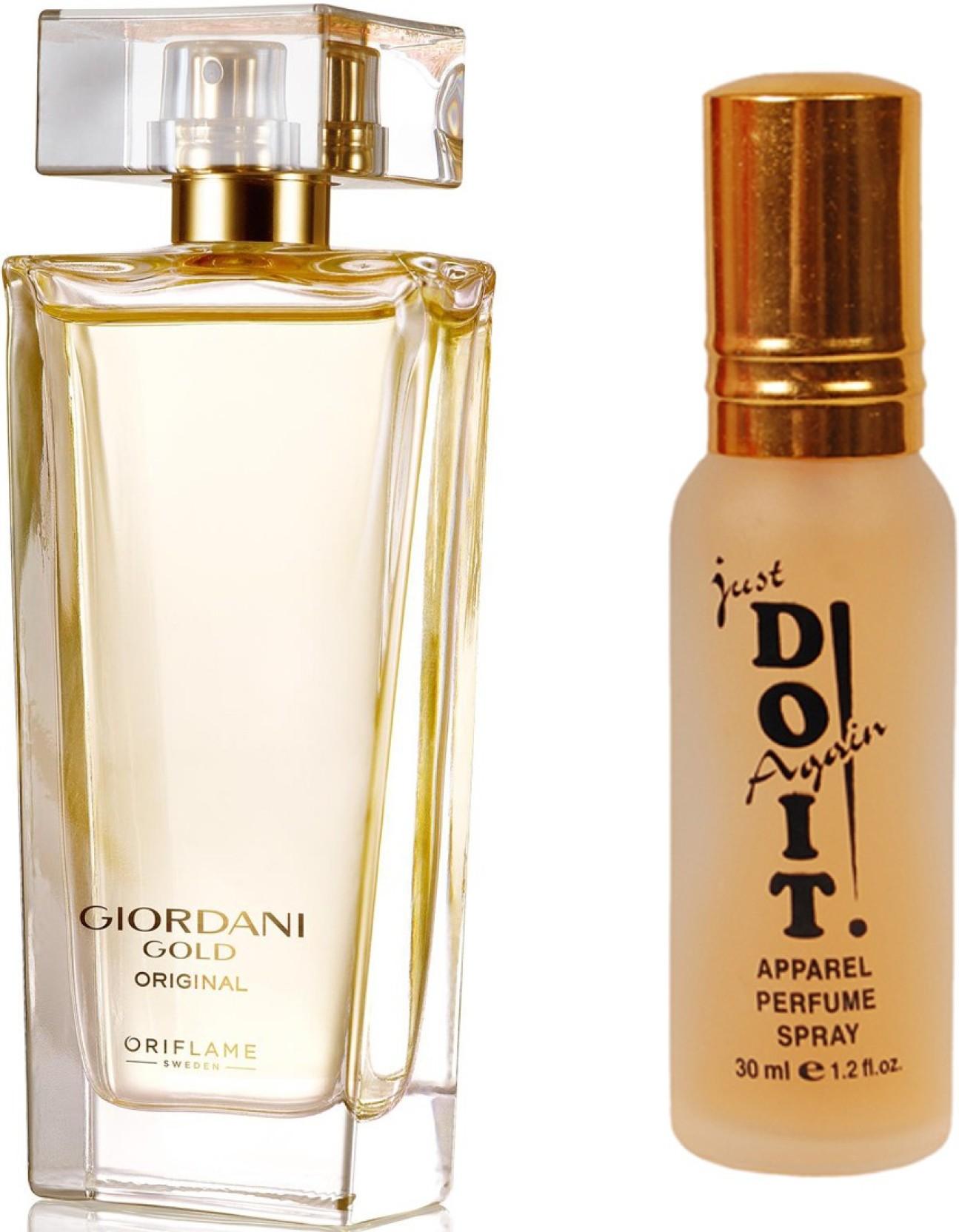 Oriflame Sweden Giordani Gold Original Eau De Parfum 50ml With Just Body Cream Essenza Add To Cart