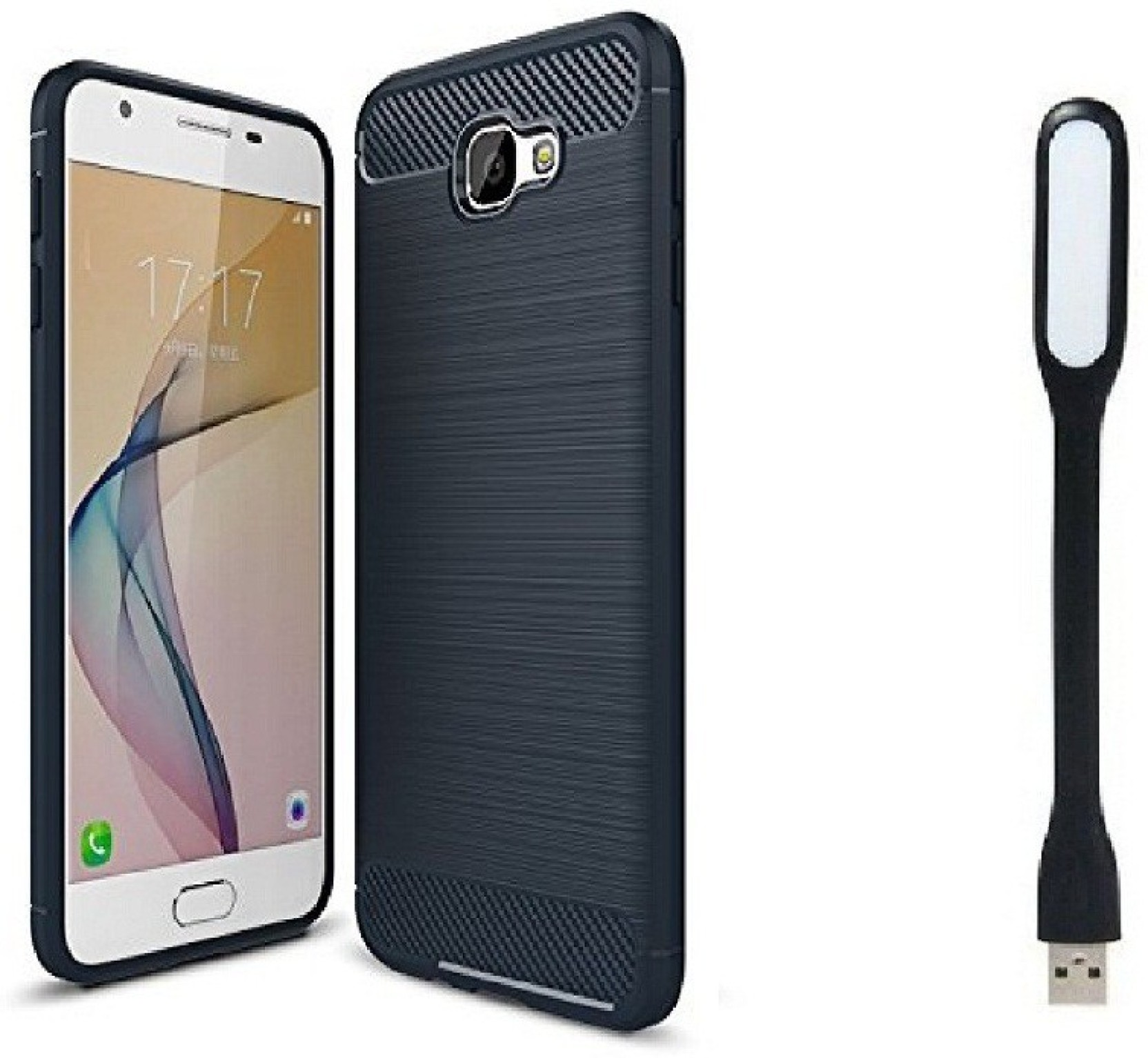 Luke Cover Accessory Combo For Samsung Galaxy J5 Prime G570 Price In Home