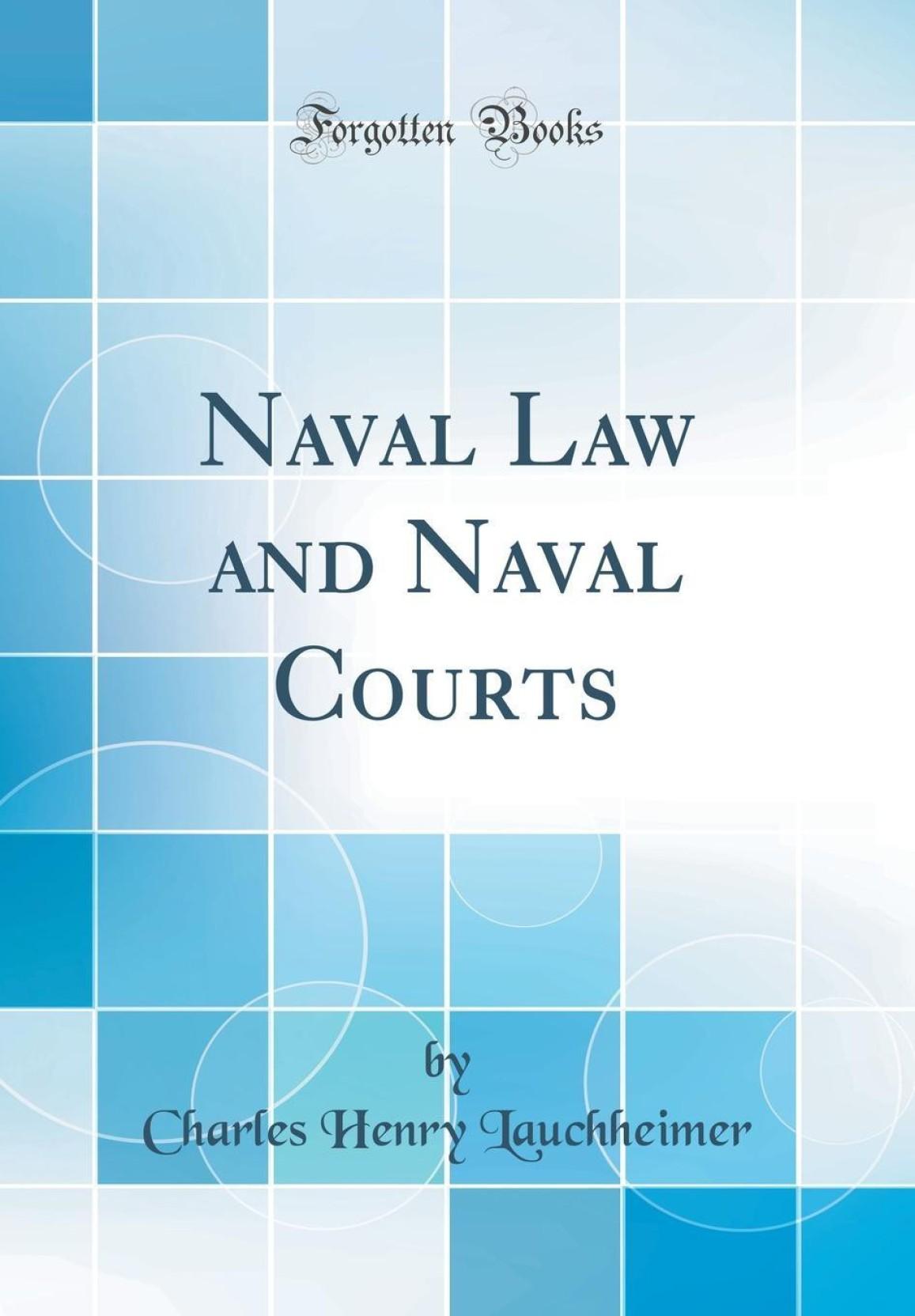 naval law