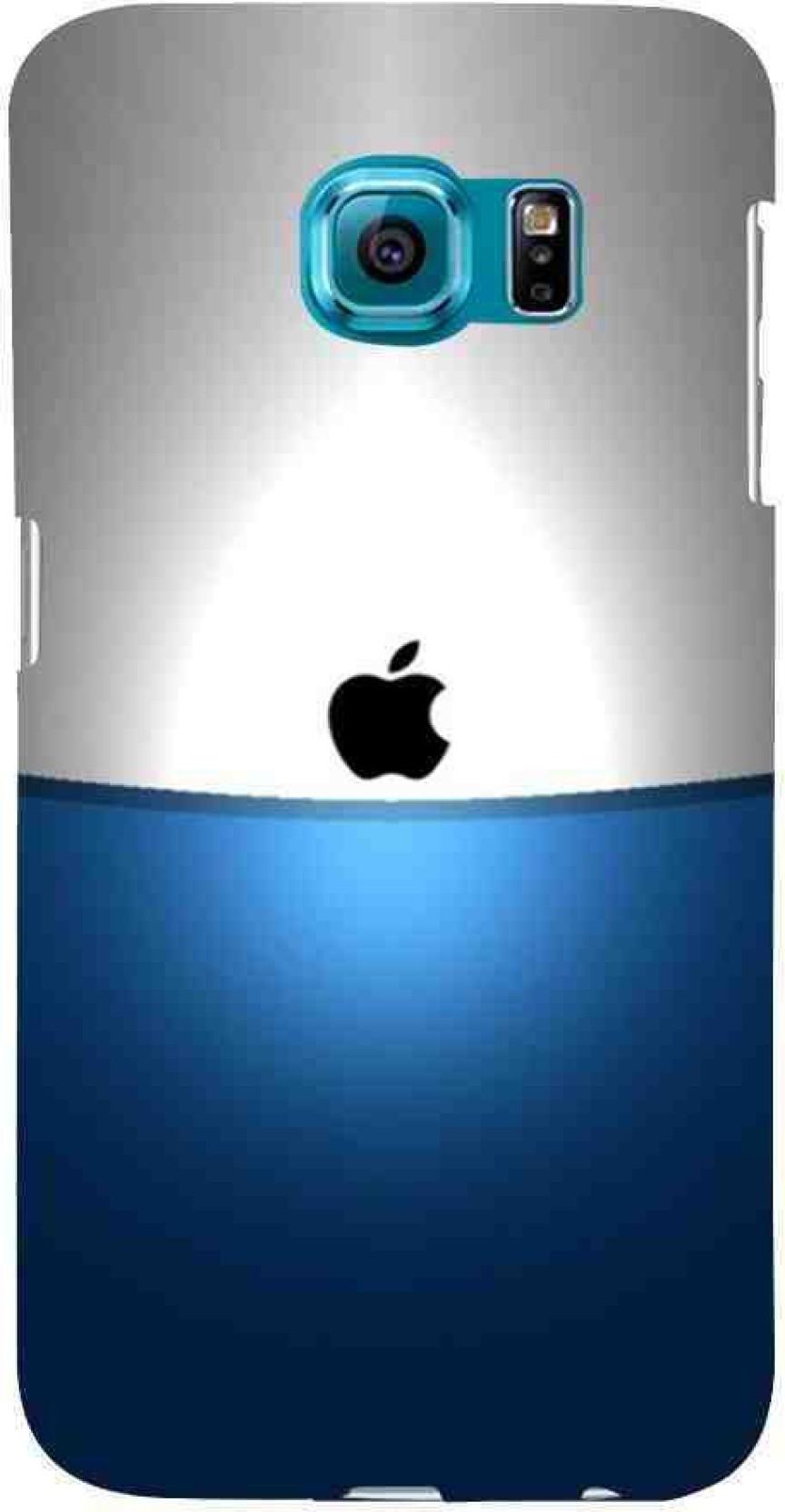 TAKKLOO Back Cover for SAMSUNG Galaxy S6 Edge, SAMSUNG