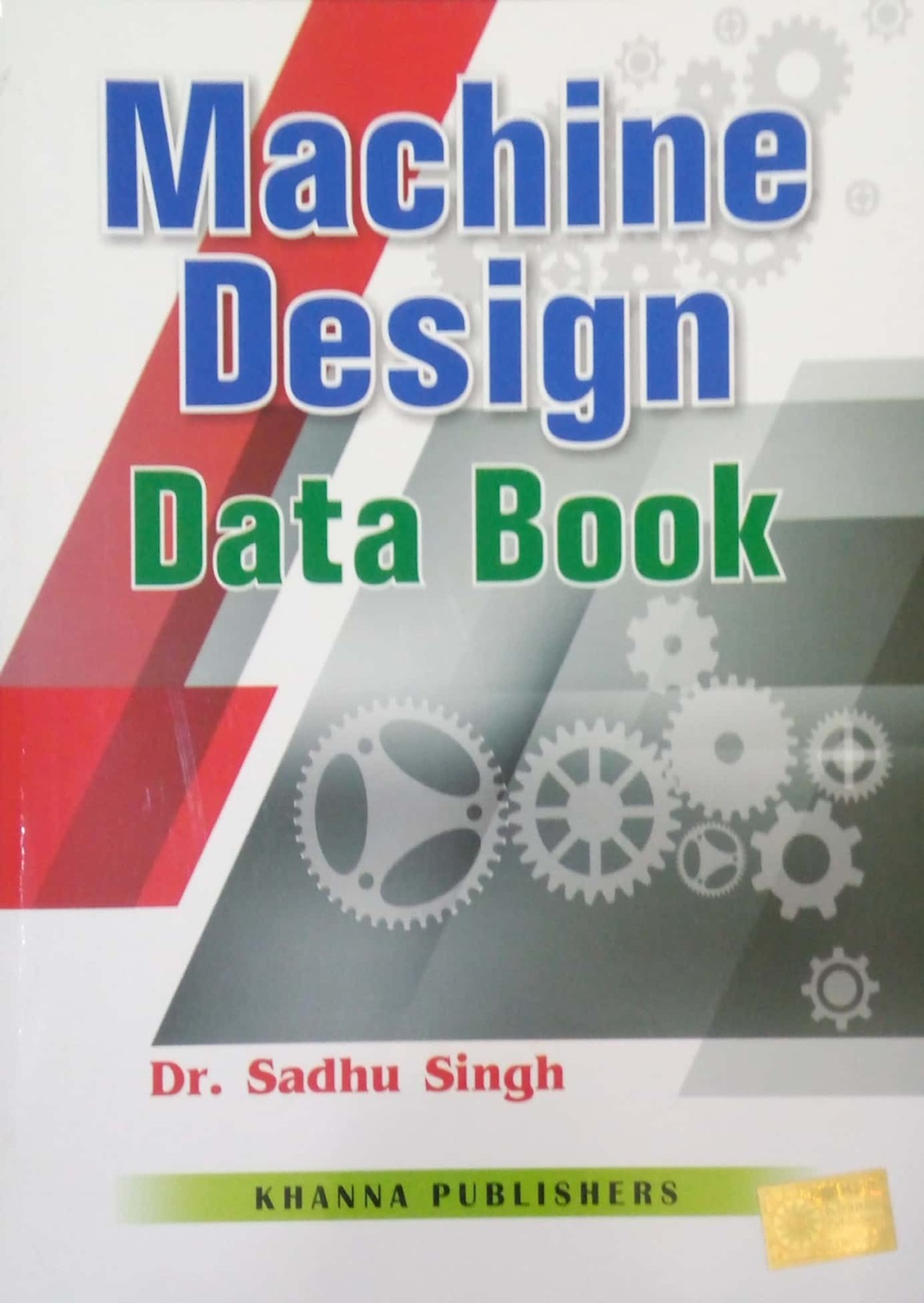 Machine Design Data Book. Home