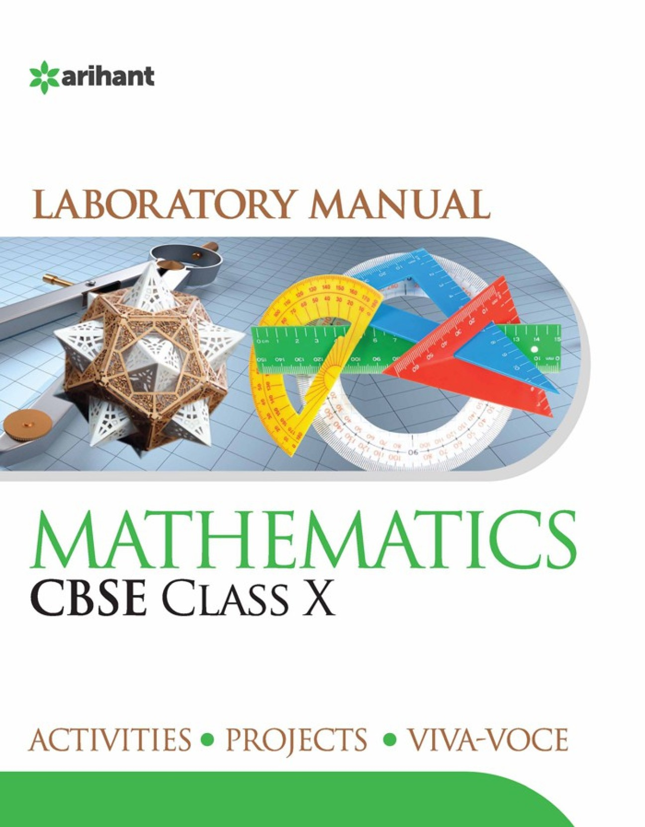 CBSE Mathematics Laboratory Manual for Class X : Includes Activities,  Projects and Viva - Voce. ADD TO CART