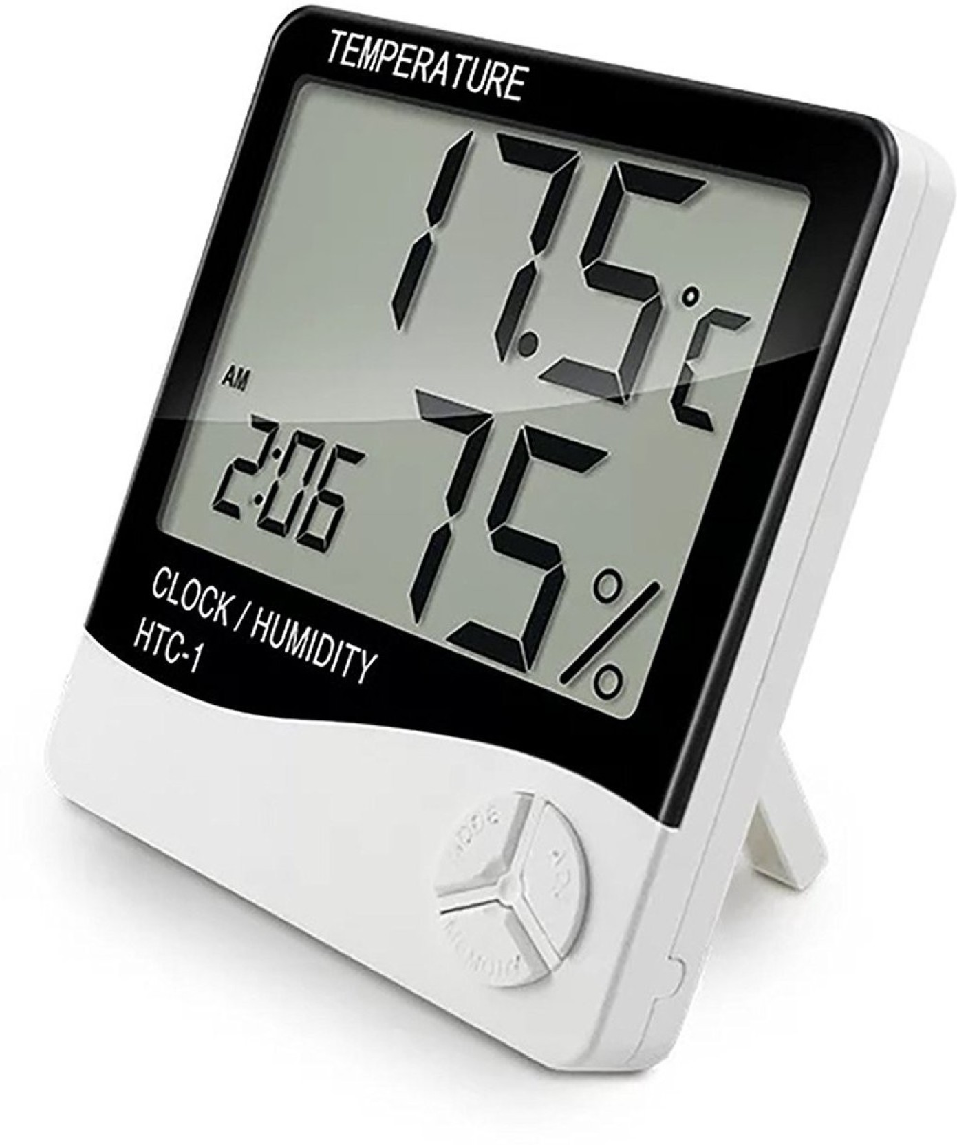 Ibs Htc 1 High Accuracy Lcd Digital Thermometer Hygrometer Indoor Electronic Temperature Add To Cart