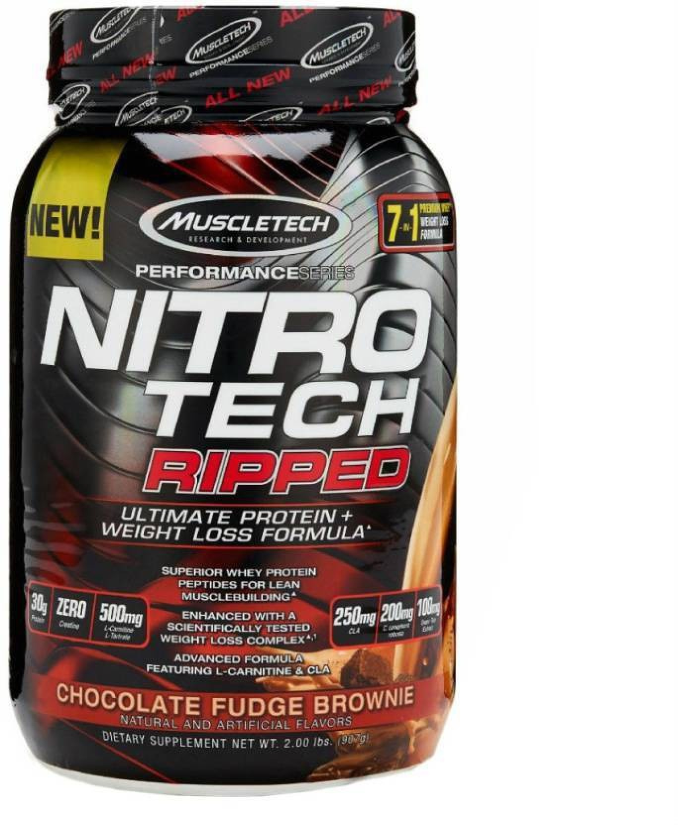 Muscletech Performance Series Nitrotech Ripped Whey Protein Price In 4 Lbs Add To Cart
