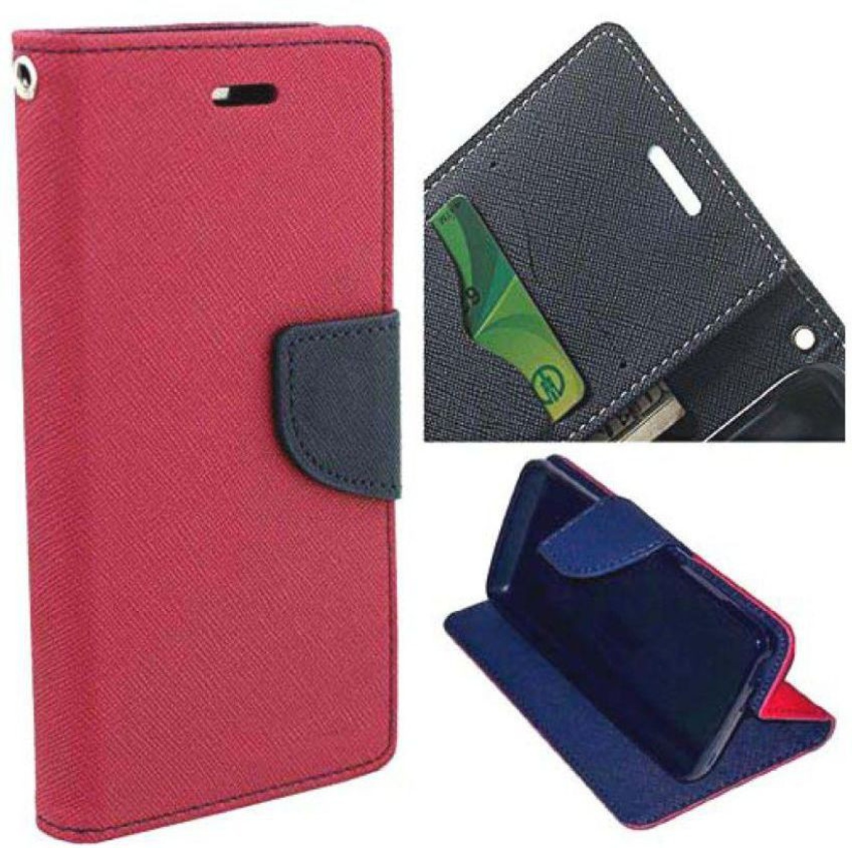 Mercury Goospery Wallet Case Cover For Nokia 6 Xiaomi Note 2 Canvas Diary Red Share