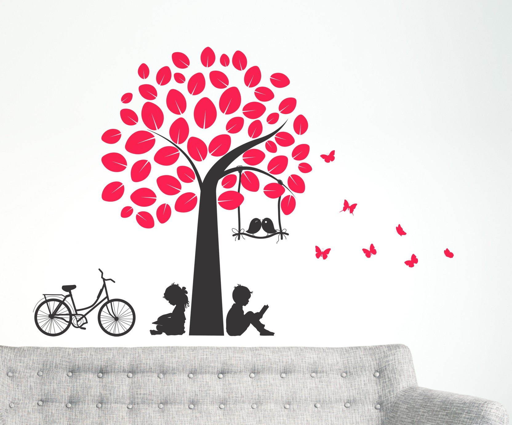 Doodad Large Wall Stickers Sticker Price In India Buy Circuit Board Tree Vinyl Art Graphic Decals Add To Cart