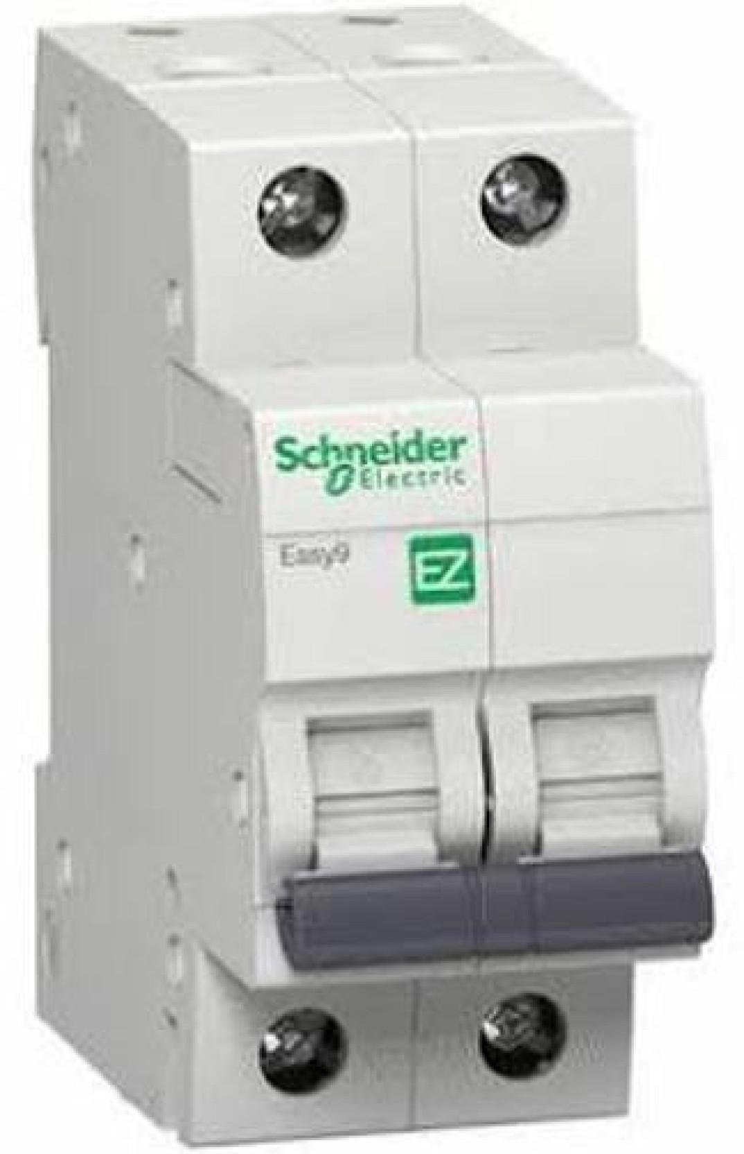 Schneider Easy9 MCB Series EZ Single Pole Type B 32A 40A
