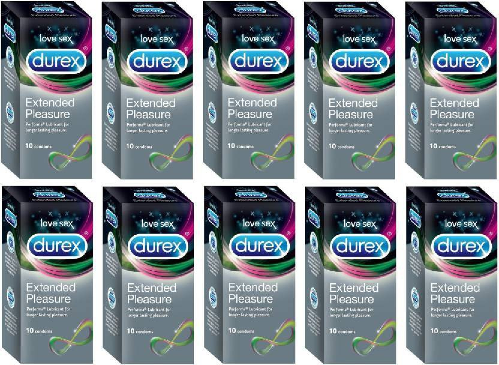 Durex Extended Pleasure Climax Delay Long Last Intimacy Discreet Condom Add To Cart