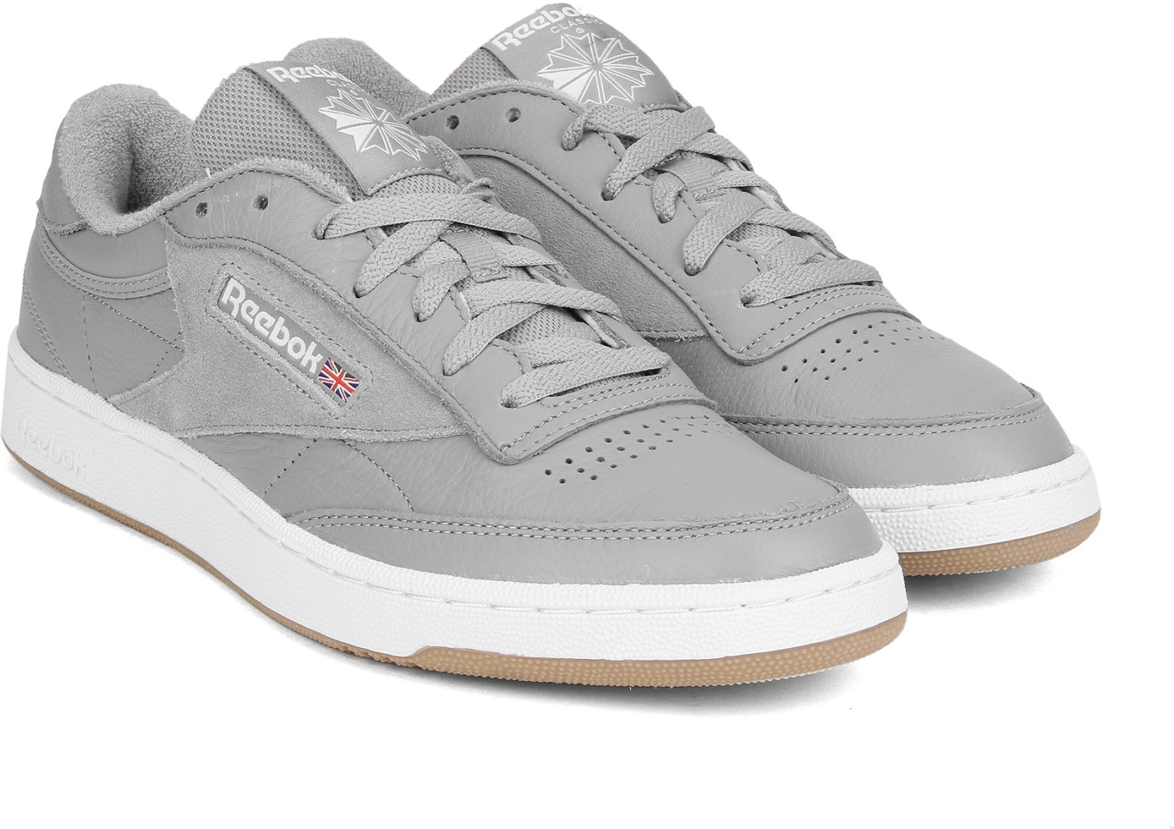 REEBOK CLUB C 85 ESTL Sneakers For Men - Buy POWDER GREY WHT WSHD ... fe1975779