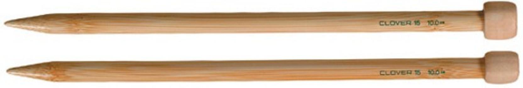 "/""Takumi Bamboo Single Point Knitting Needles 9/""/""-Size 10//6mm Set Of 3/"""