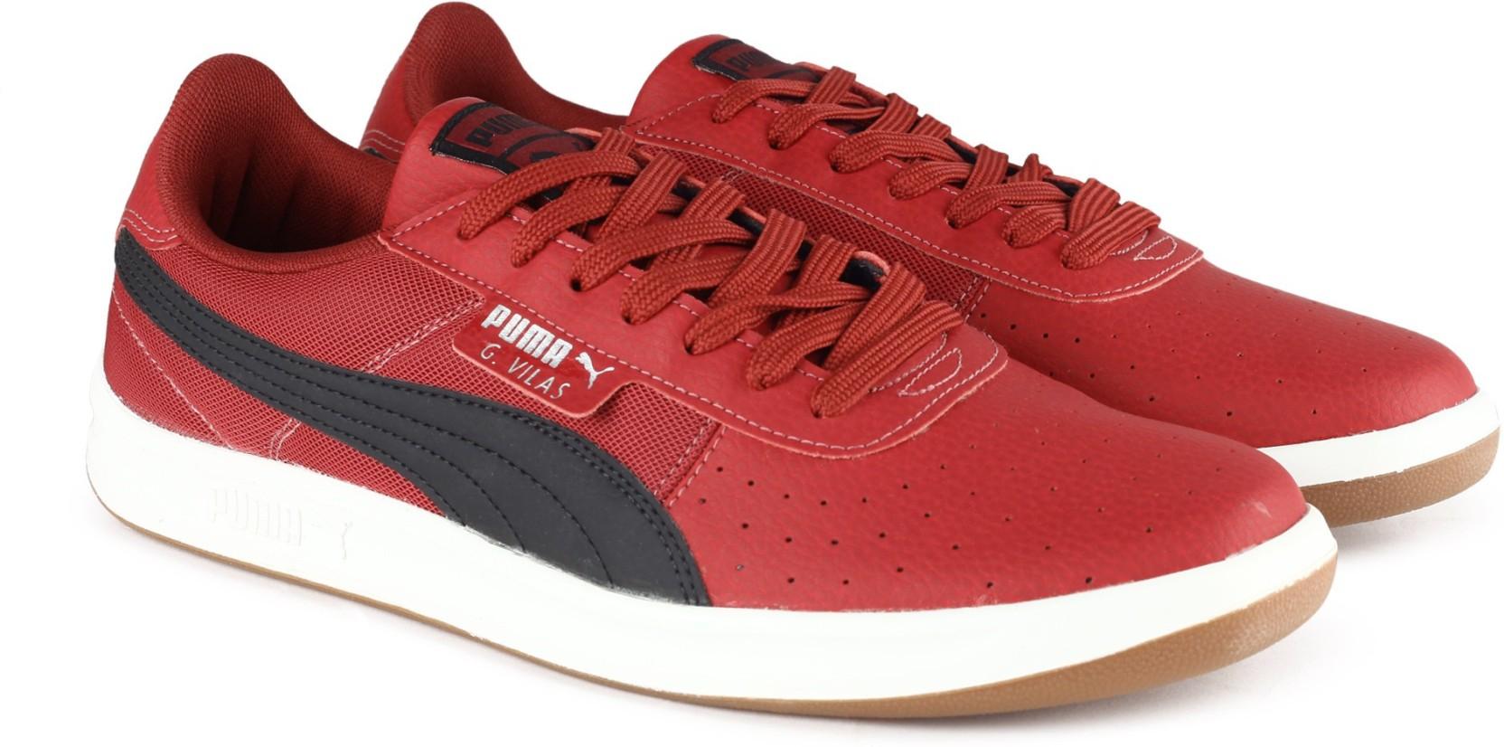 1fa066ee3cdf50 Puma G. Vilas 2 Core IDP Sneakers For Men - Buy Tibetan Red-Puma ...