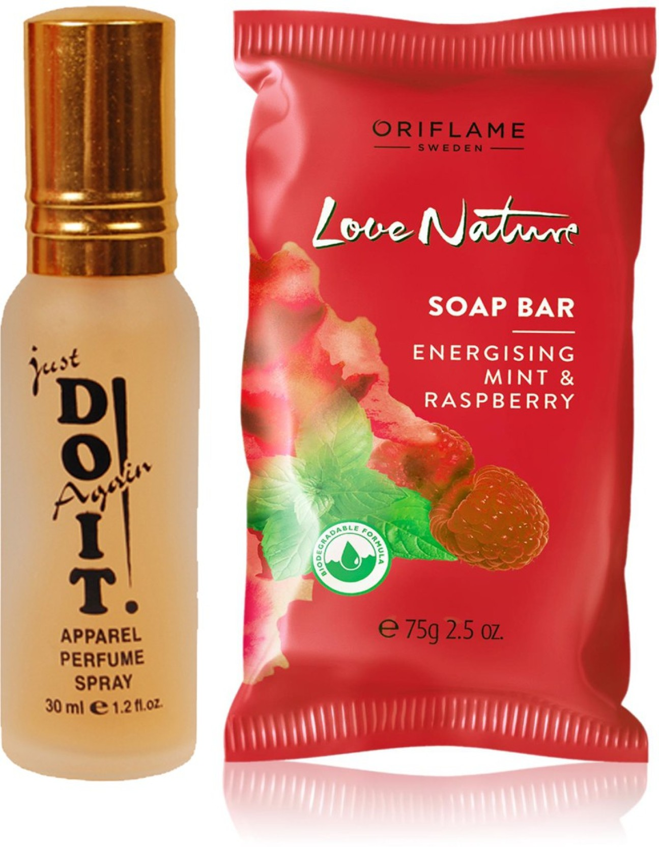 Oriflame Sweden Love Nature Soap Bar Energising Mint Raspberry 75g Ra Glow Add To Cart
