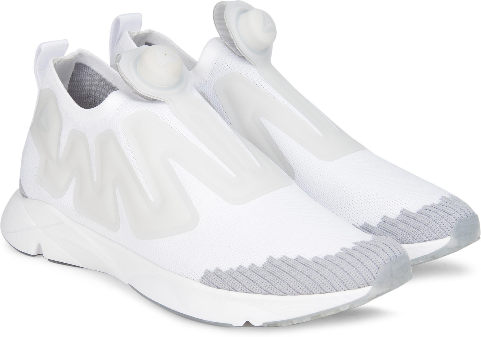 1ac865f24257 REEBOK PUMP SUPREME ULTK Running Shoes For Men - Buy WHITE CLOUD ...