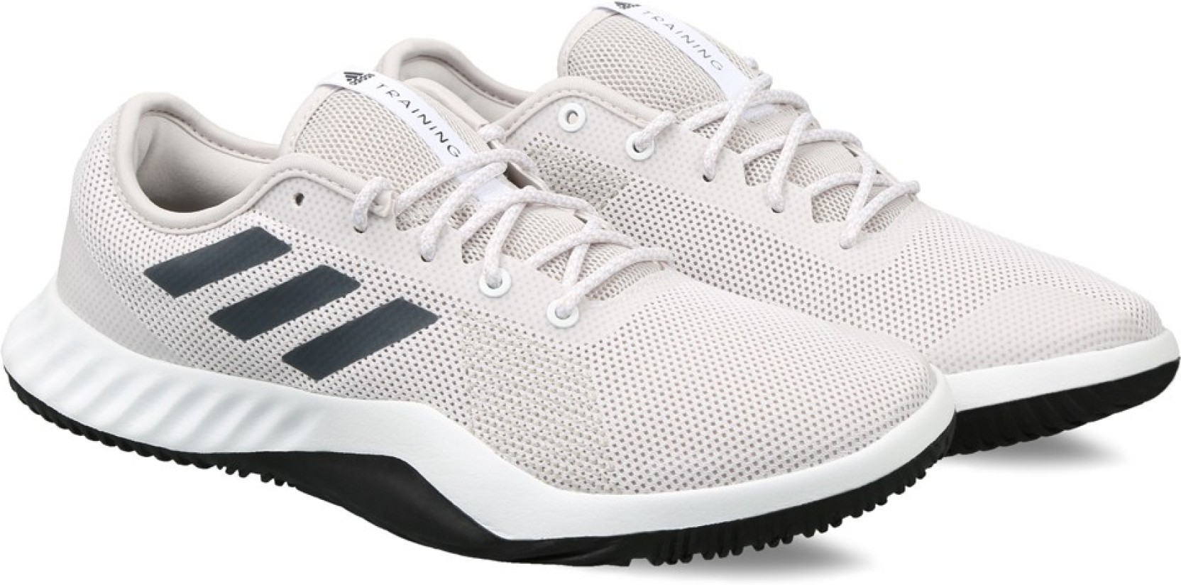 new style 808b8 073f4 ADIDAS CRAZYTRAIN LT M Training Shoes For Men (White)