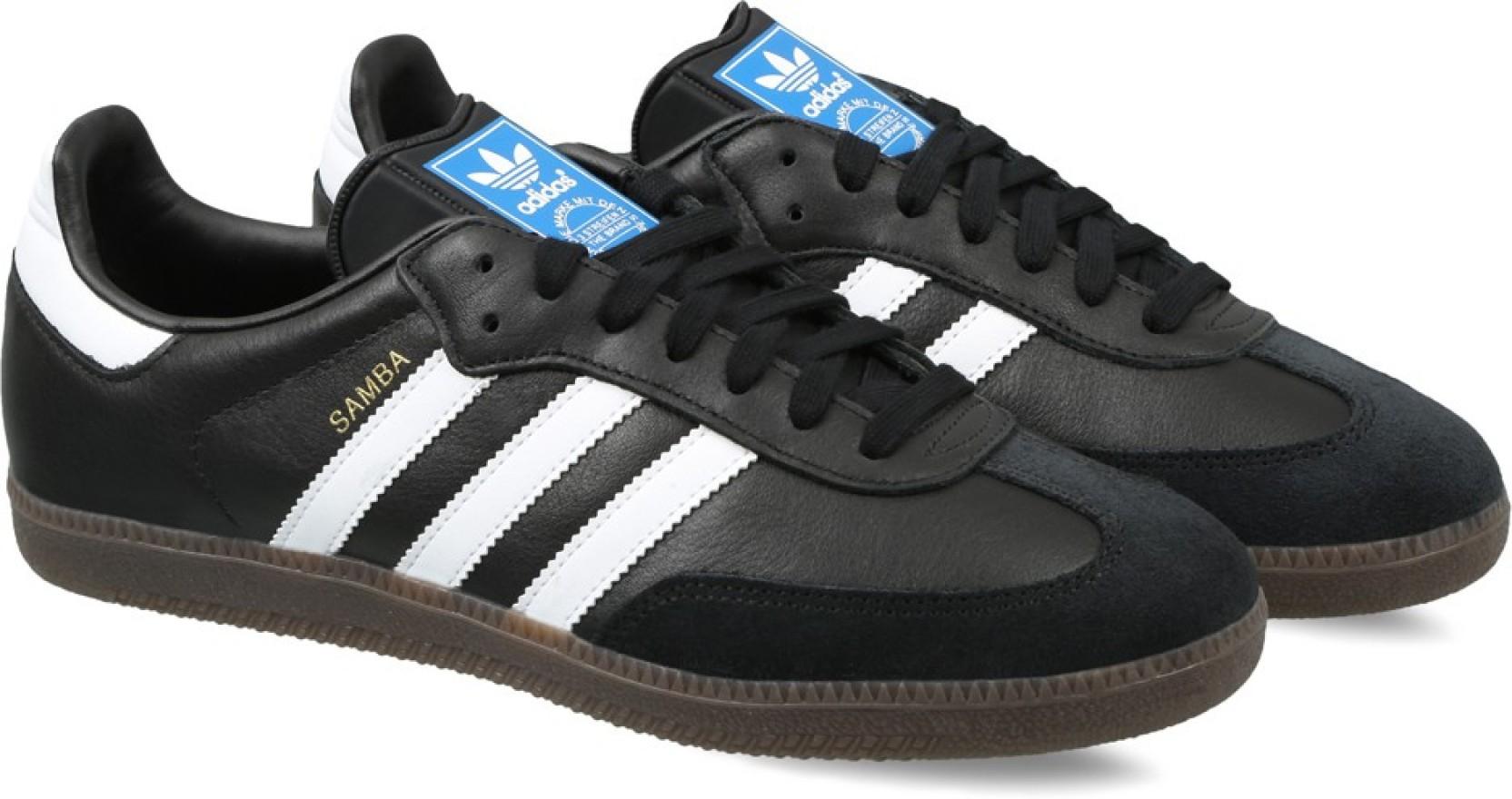 a675a052acc9d8 ADIDAS ORIGINALS SAMBA OG Sneakers For Men - Buy CBLACK FTWWHT GUM5 ...