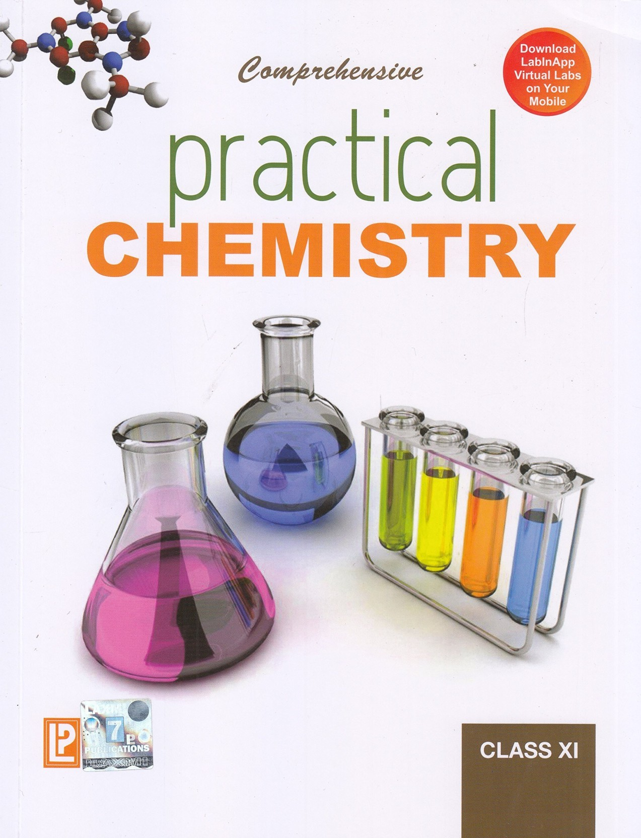 Comprehensive Practical Chemistry (Class Xi) New Edition New Edition. ADD  TO CART