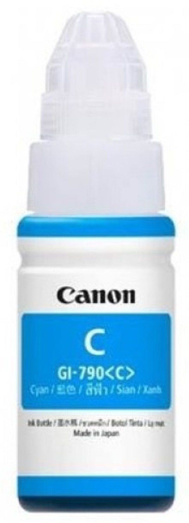 Canon Gi 790 Pixma For G1000 G2000 G3000 Single Color Ink Print Head Original Cartridge Add To Cart