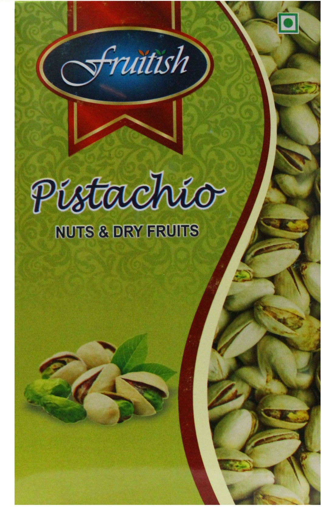 Fruitish Roasted and Salted Pista 500g Pistachios