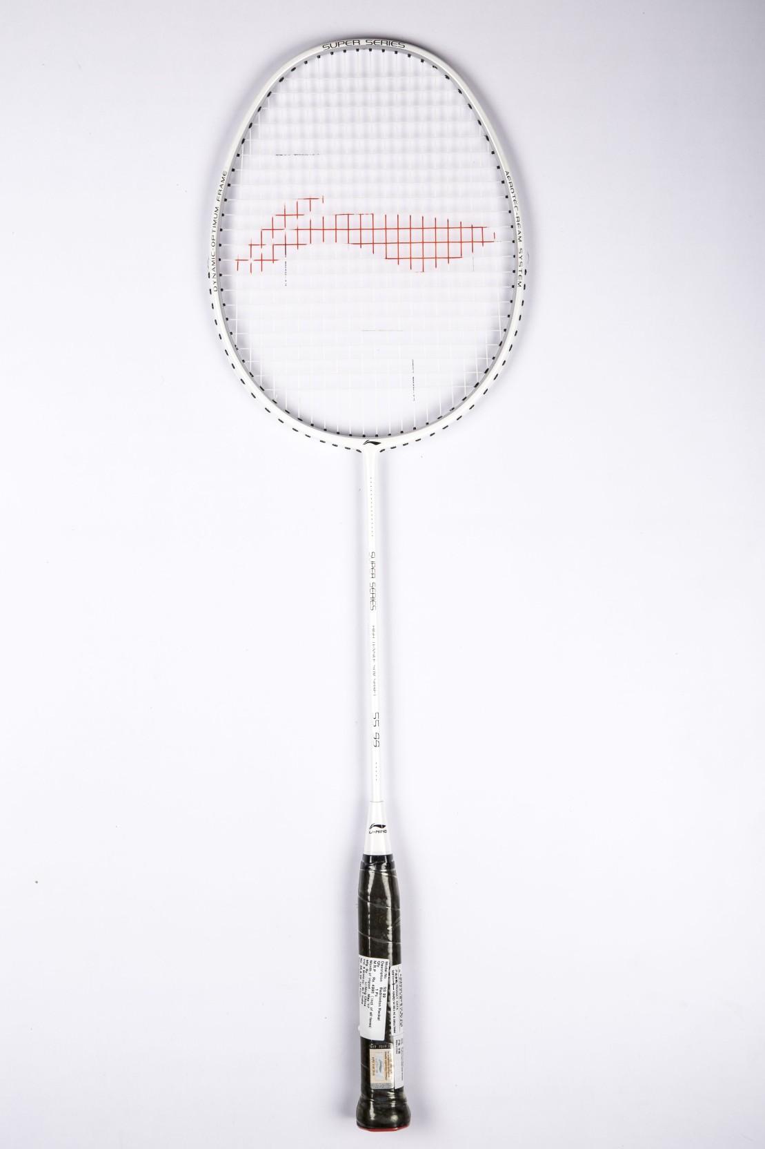 Li Ning Super Series 99 White Unstrung Badminton Racquet Buy Musi Nokha Sneakers Women Putih 39 Add To Cart Now